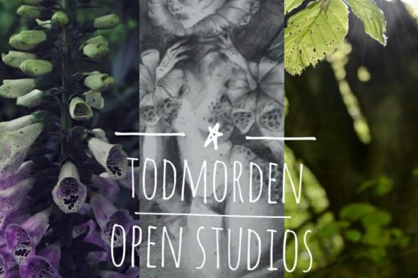 People of the Hills at Todmorden Open Studios 2017 | Amelia Harper - Naomi von Monsta - Bryony Whistlecraft