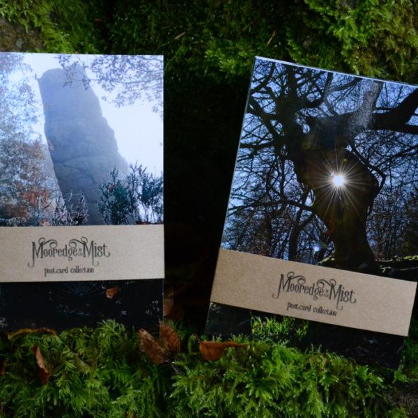 Assorted Postcard Collection © Bryony Whistlecraft | MooredgeintheMist.com
