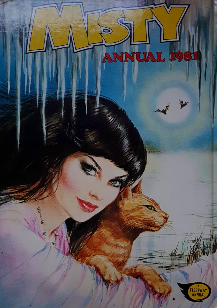 Misty Annual 1981 © Bryony Whistlecraft | MooredgeintheMist.com