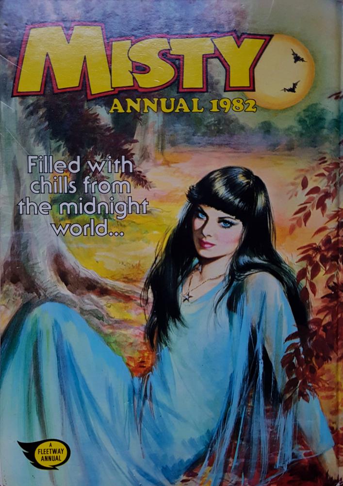 Misty Annual 1982 © Bryony Whistlecraft | MooredgeintheMist.com