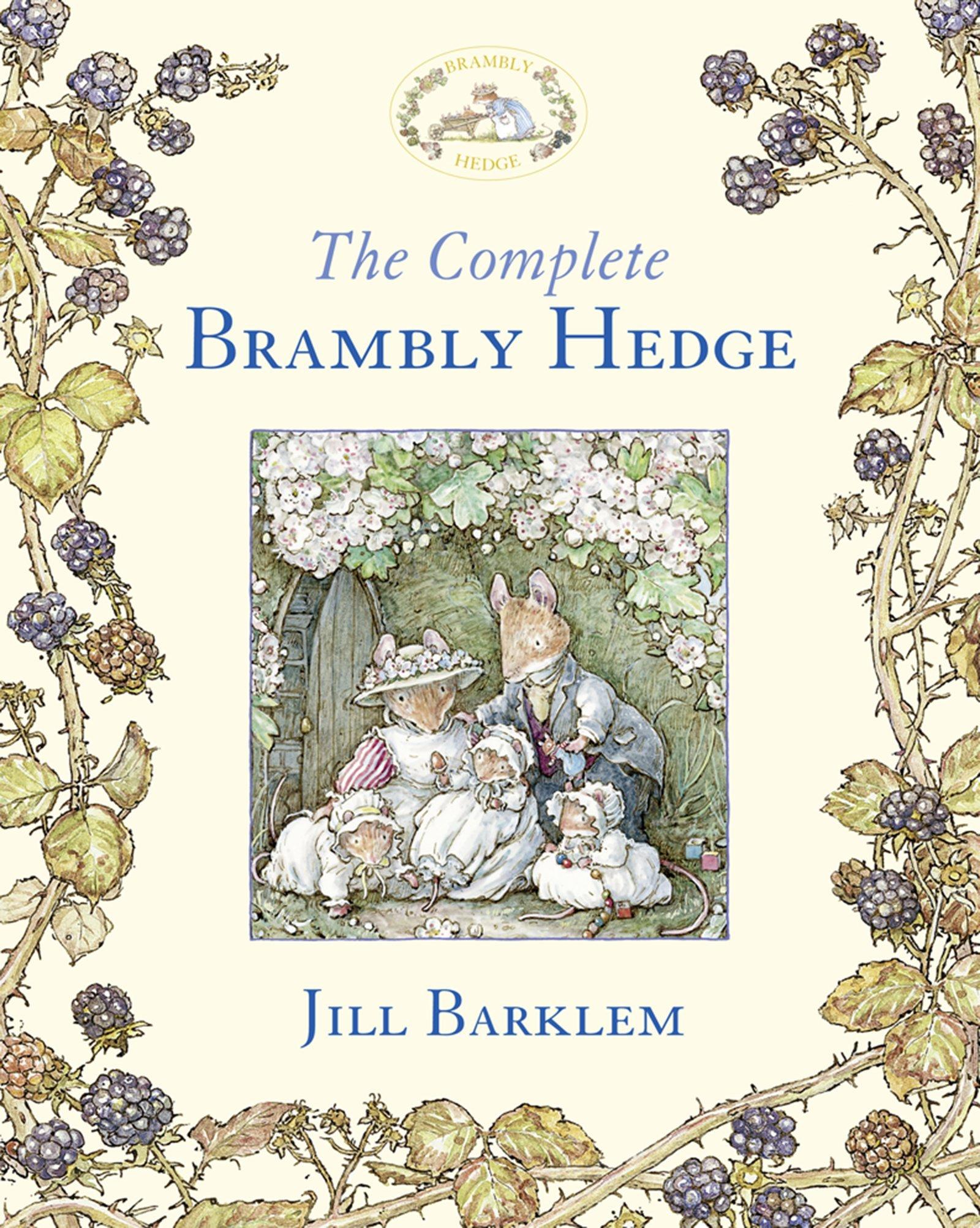 Favourite Children's Books: Brambly Hedge
