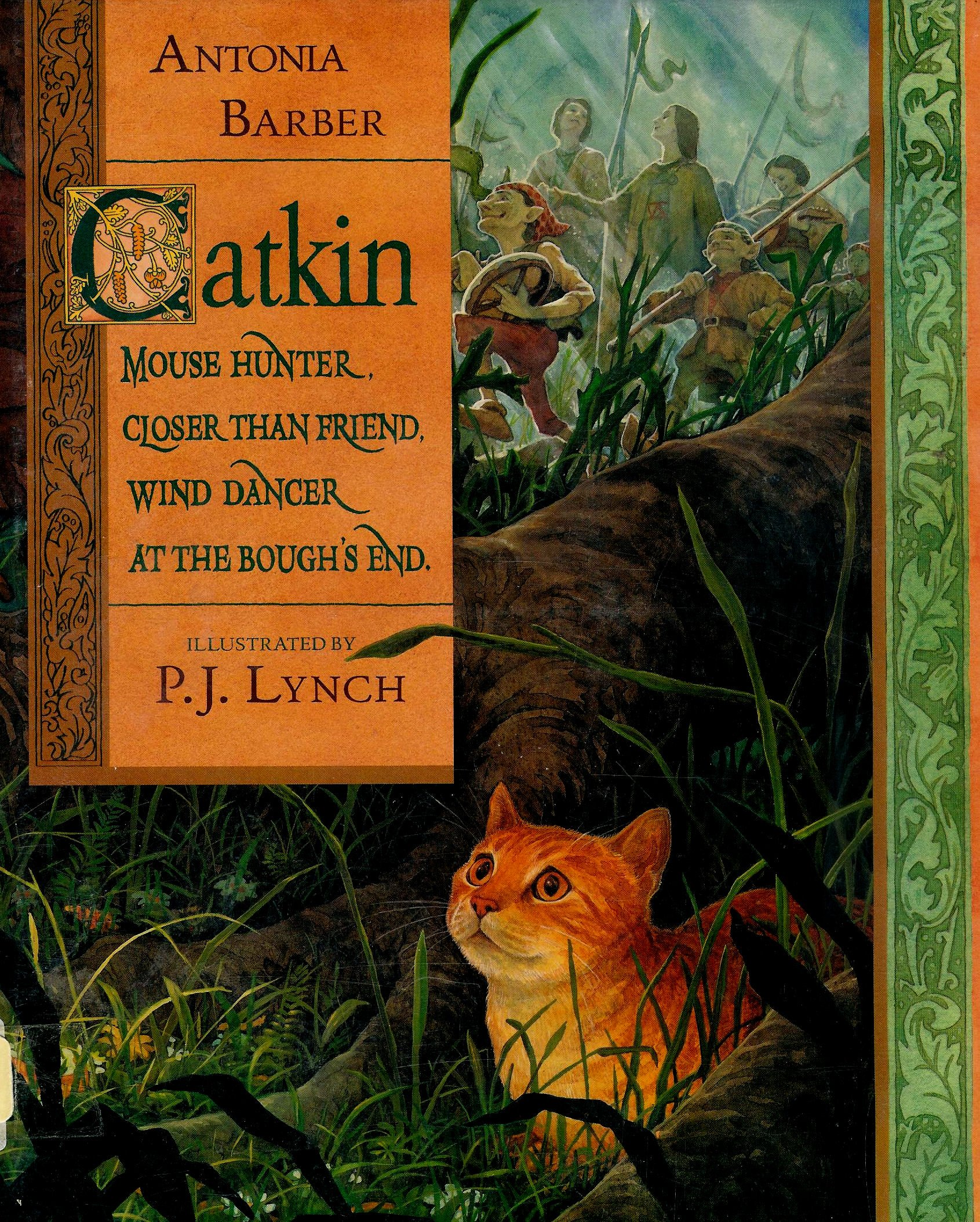 Favourite Children's Books: Catkin