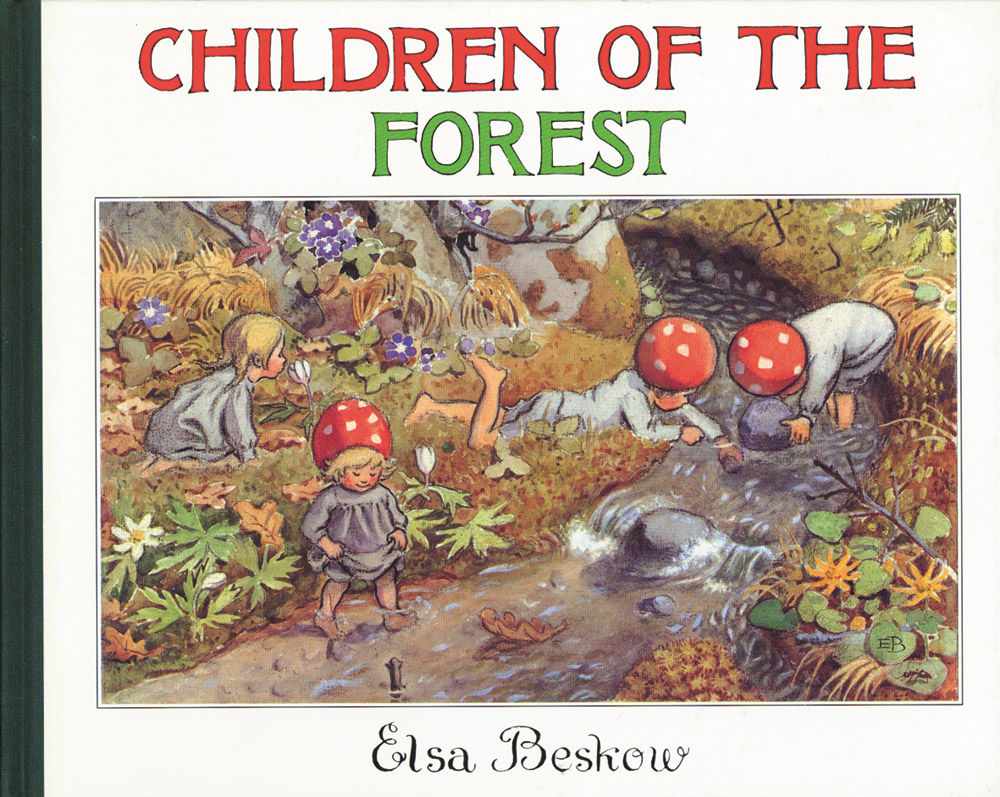 Favourite Children's Books: Children of the Forest