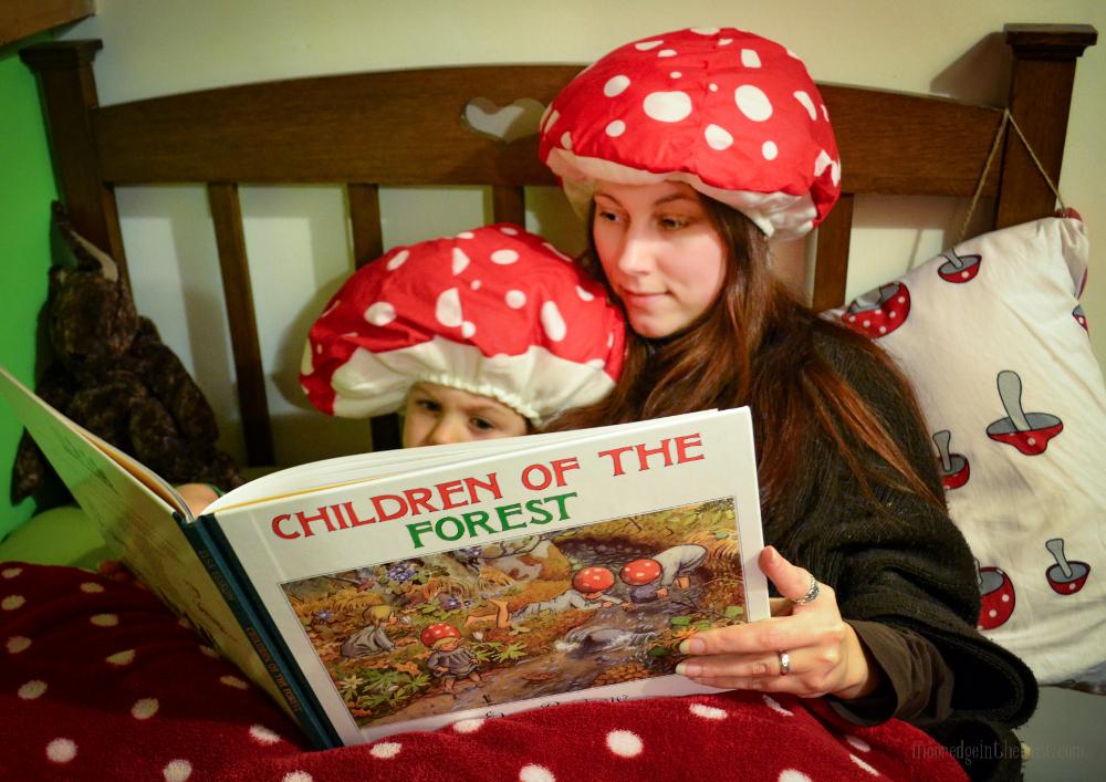 Favourite Children' s Books: Children of the Forest © Bryony Whistlecraft   MooredgeintheMist.com