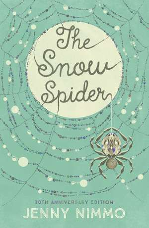 Favourite Children's Books: The Snow Spider
