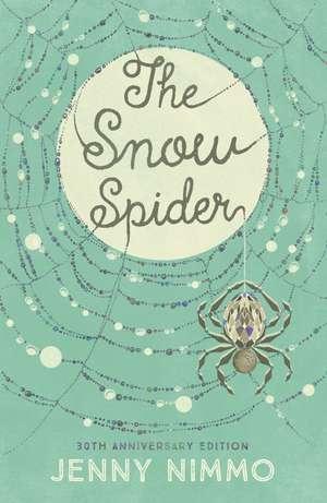 Favourite Children's Books: The Snow Spider