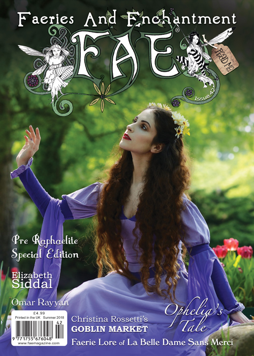 FAE Magazine Issue 41 - the Pre-Raphaelite Edition