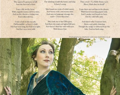 La Belle Dame Sans Merci - FAE Magazine Issue 41