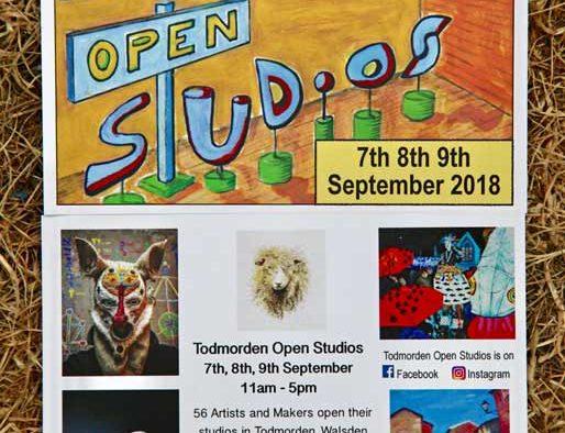 Todmorden Open Studios 2018