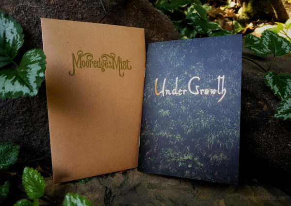 Undergrowth Booklet © Bryony Whistlecraft | MooredgeintheMist.com