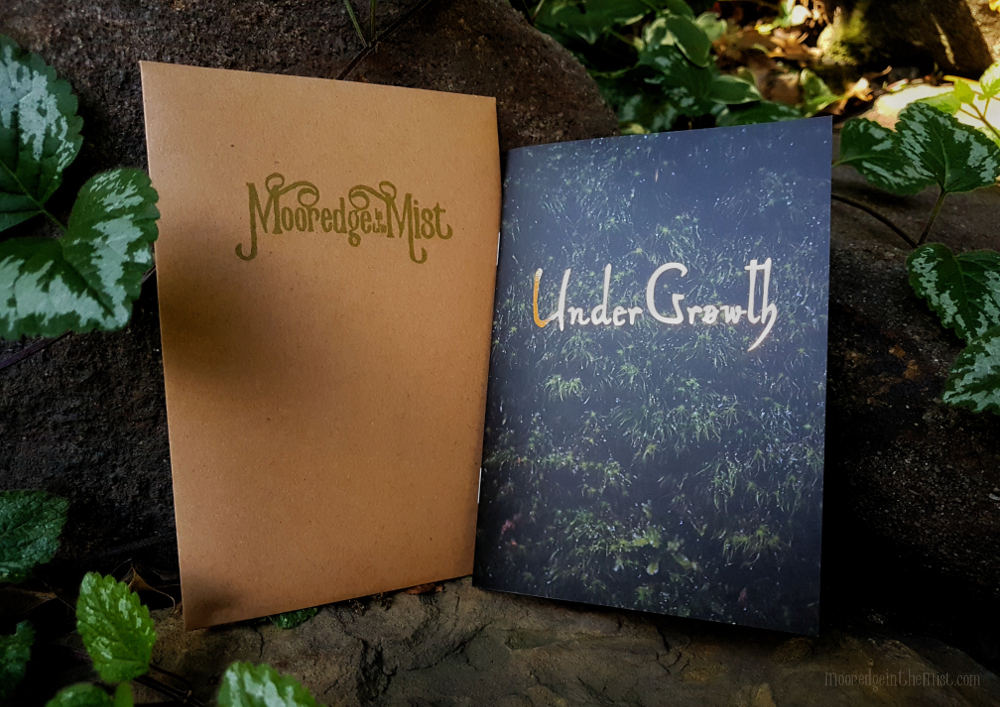 Undergrowth Booklet © Bryony Whistlecraft | MooredgeintheMist.com