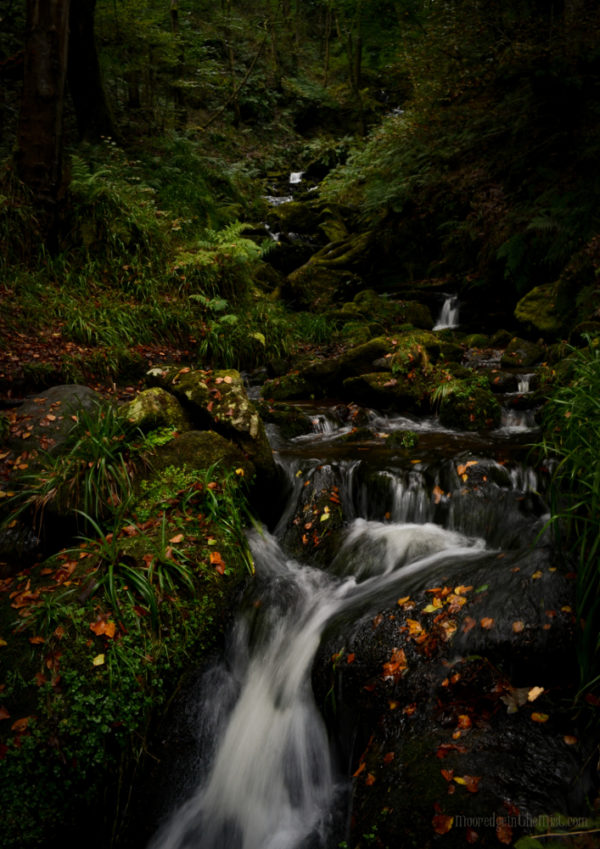 Waterfall © Bryony Whistlecraft | MooredgeintheMist.com